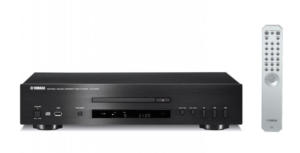 Yamaha CD-S700  svart