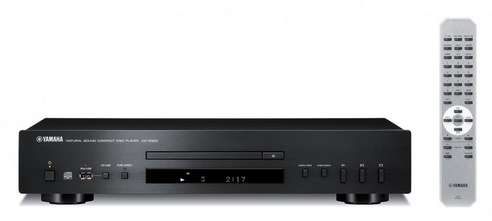 Yamaha CD-S300  svart