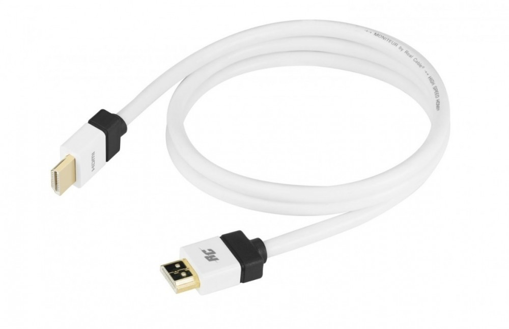 Real Cable Moniteur HDMI-1