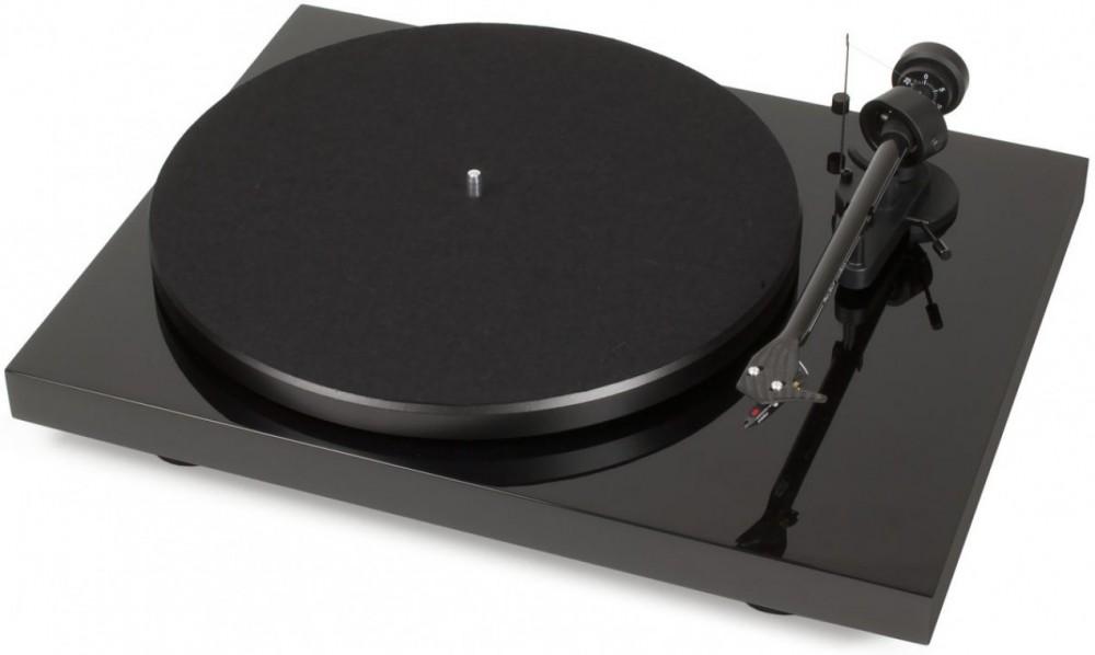 Pro-Ject Debut Carbon DC Phono USB svart