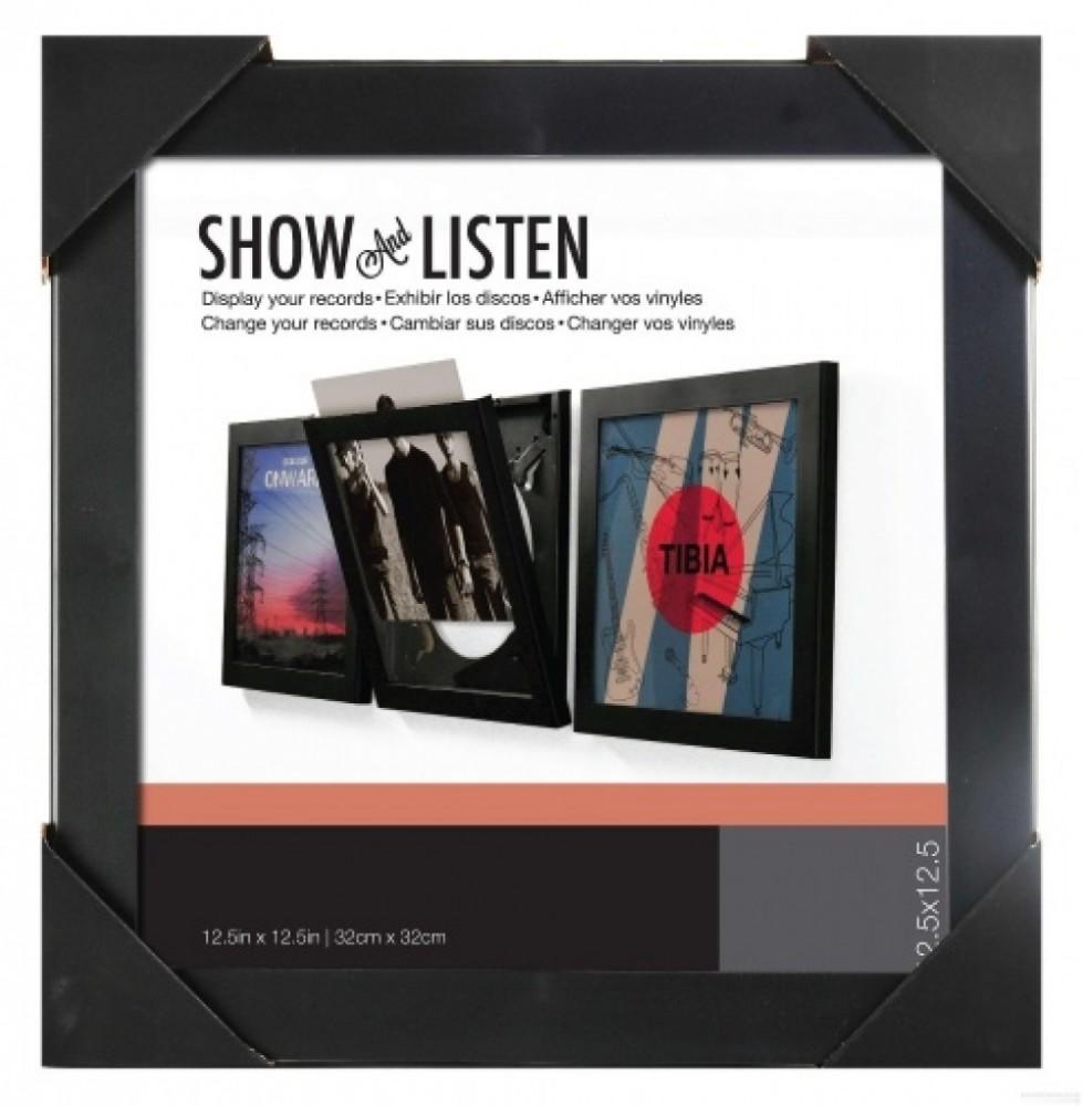 - LP ram Show & Listen Art vinyl