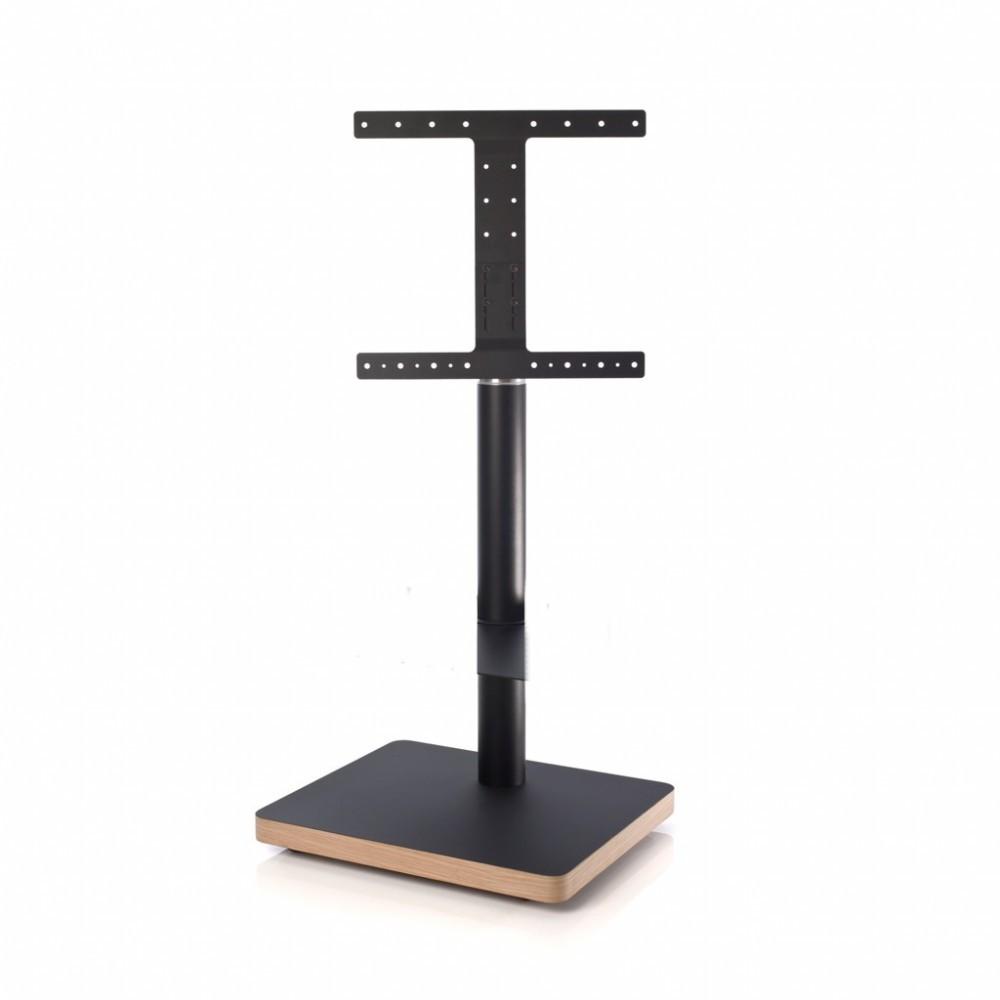 Bülow Stand BS15 base ek svart bottenplatta / svart rör