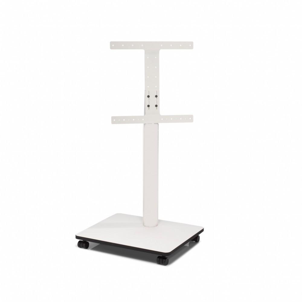 Bülow Stand BS15 base Standard vit bottenplatta / vitt rör