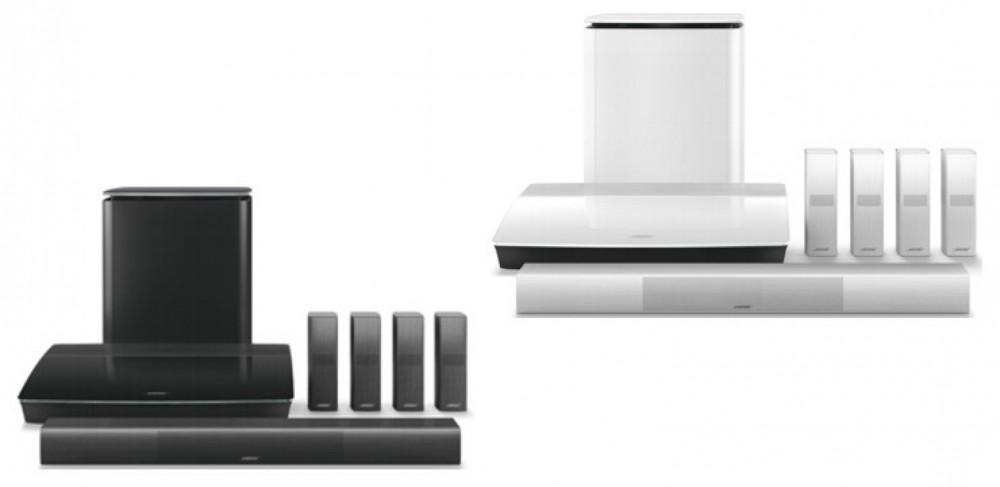 bose lifestyle 650 lars bengtsson ljud video. Black Bedroom Furniture Sets. Home Design Ideas