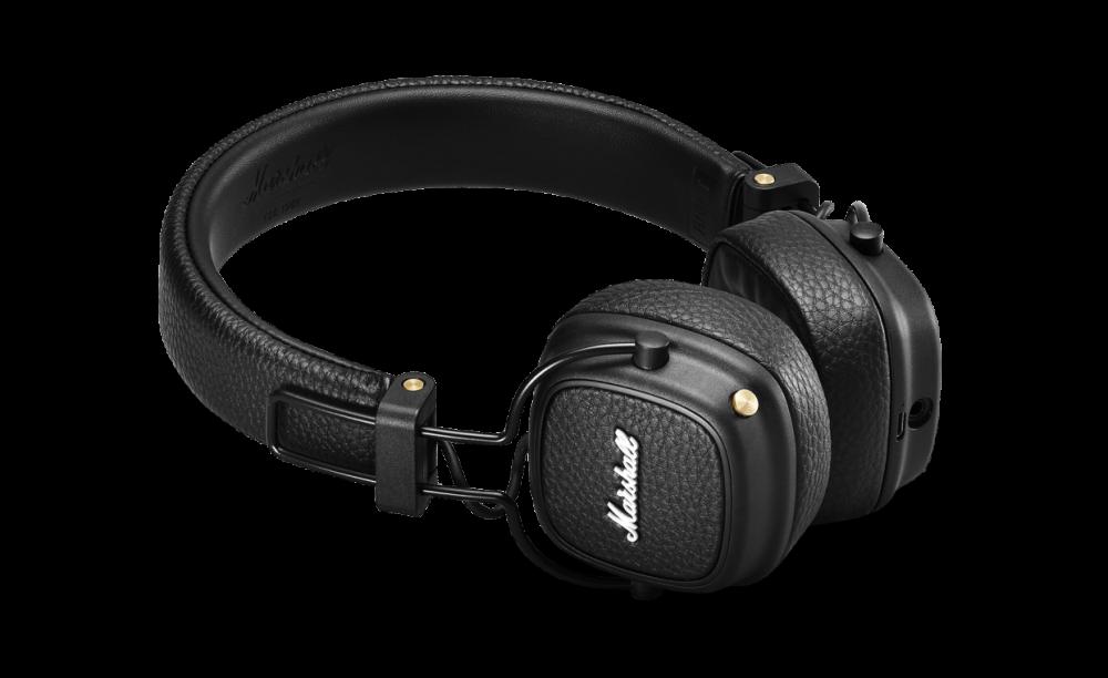 Marshall Major III Bluetooth Svart