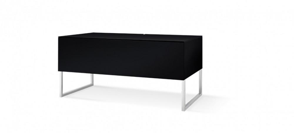NorStone Khalm TV-bänk 111x60cm Svart