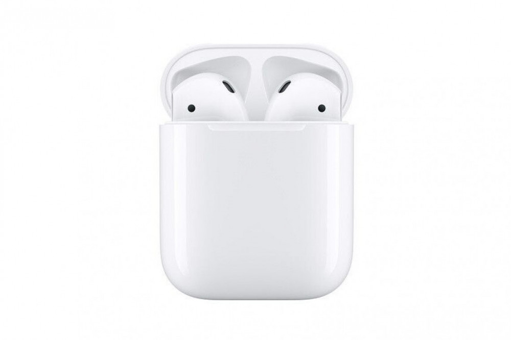 - Apple AirPods (Gen 2) with Wireless Charging Case