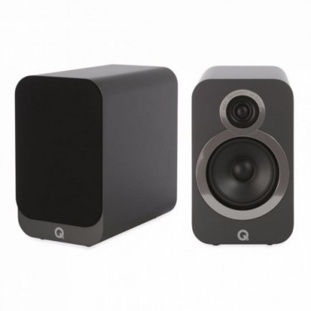 Q Acoustics 3010i Grafitgrå