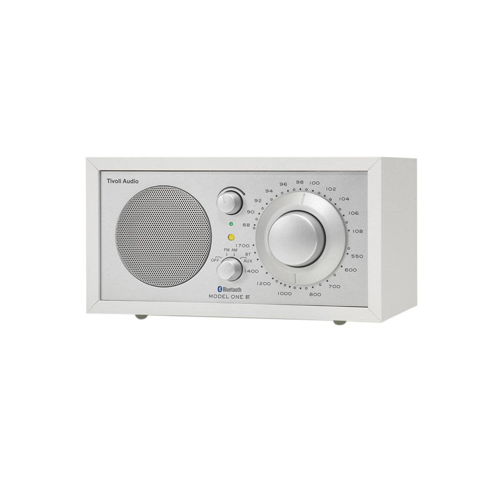 Tivoli Audio Model One BT Vit/Silver