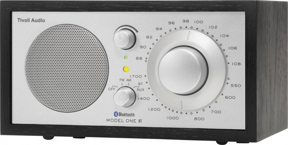 Tivoli Audio Model One BT Silver/Svart