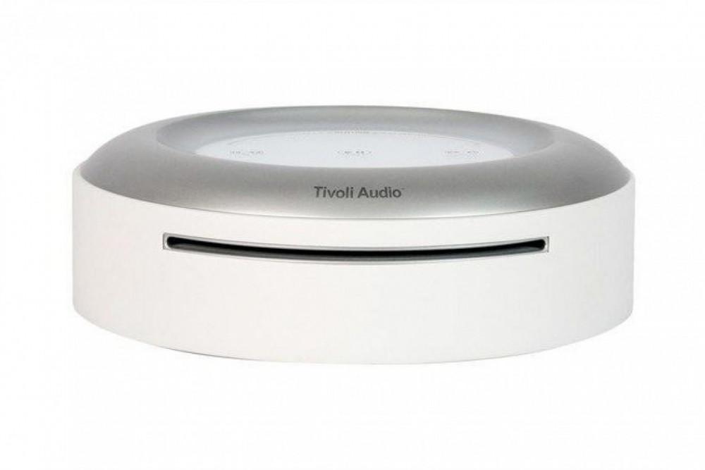 Tivoli Audio Model CD Vit/Grå