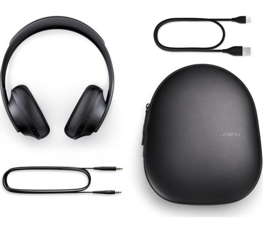 Bose Noise Cancelling Headphones 700 Svart
