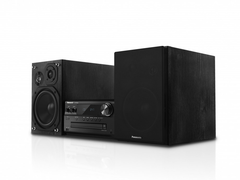Panasonic SC-PMX92EG-K Svart