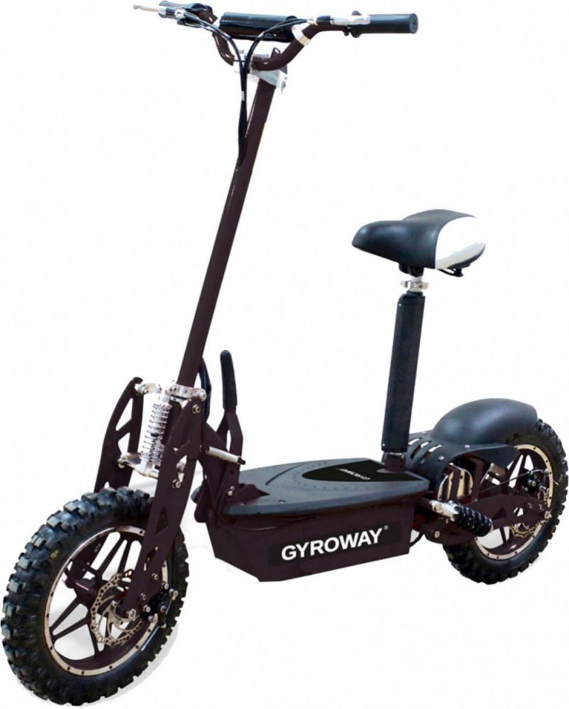 Gyroway Gyroway Elscooter 1000 Watt