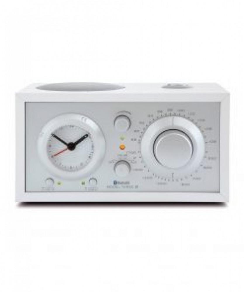 Tivoli Audio Model Three BT Vit/Silver