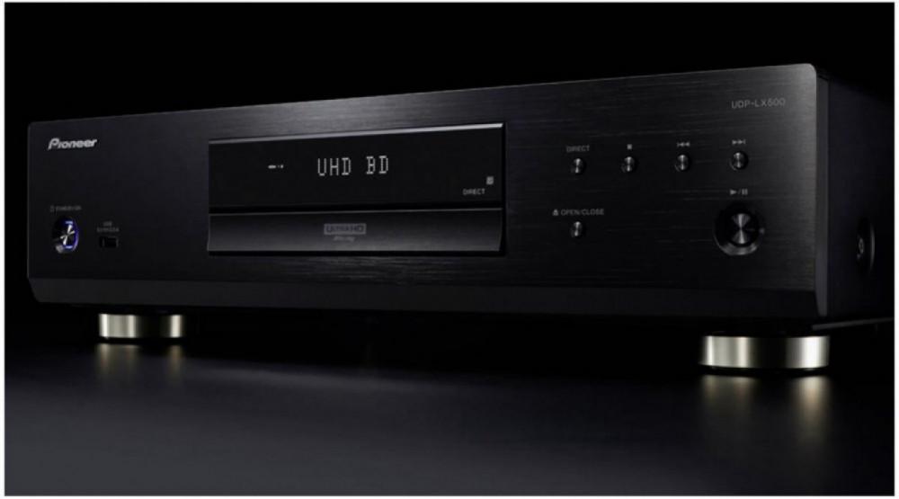 Pioneer UDP-LX500 Regions fri