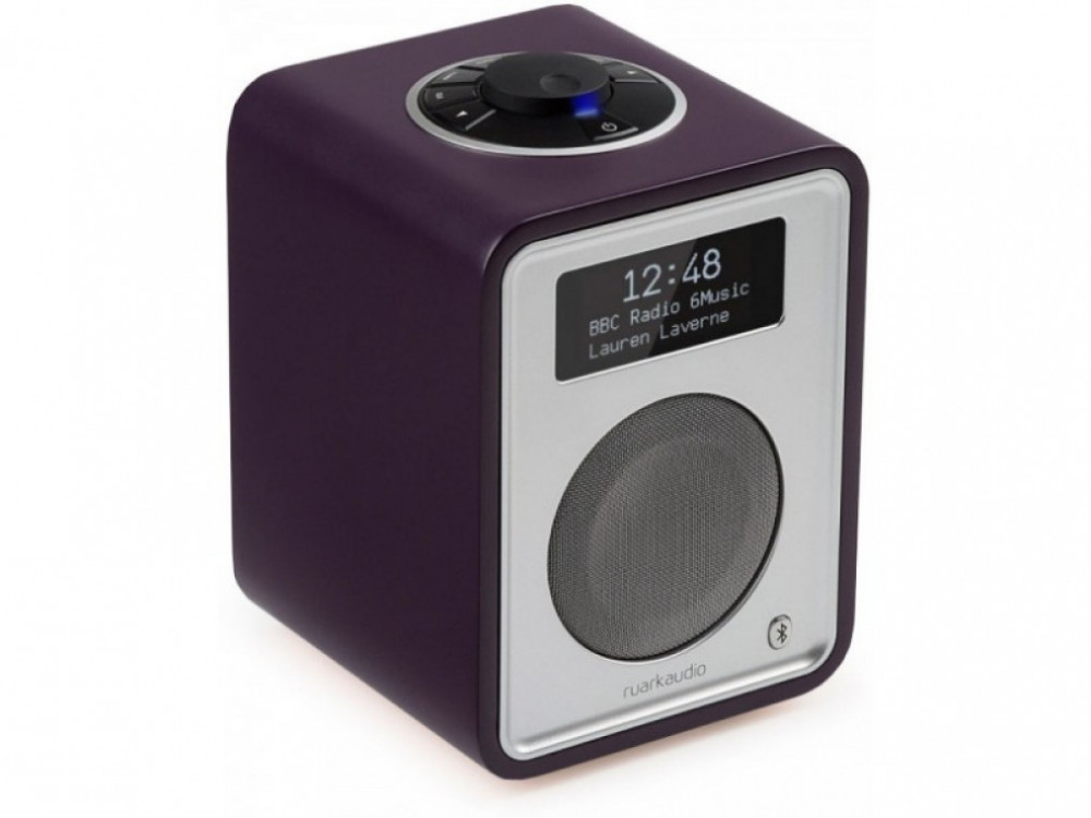 Ruark Audio R1 MkIII Wild Plum Limited Edition