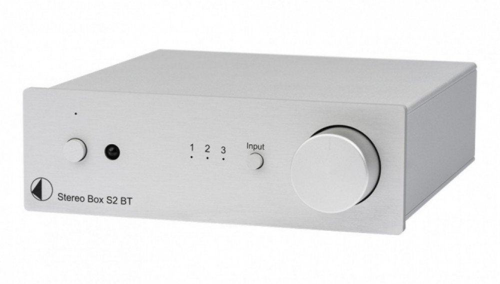 Pro-Ject Stereo Box S2 BT Silver