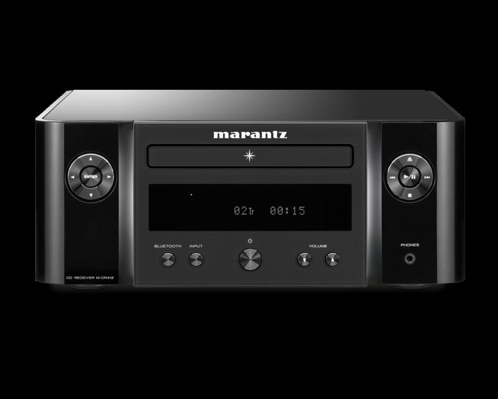 Marantz M-CR412 Svart