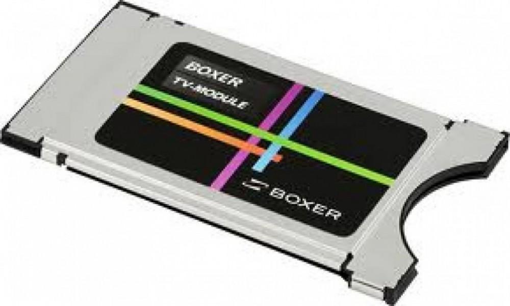 Ca-modul Boxer DVB-T2 Ci+