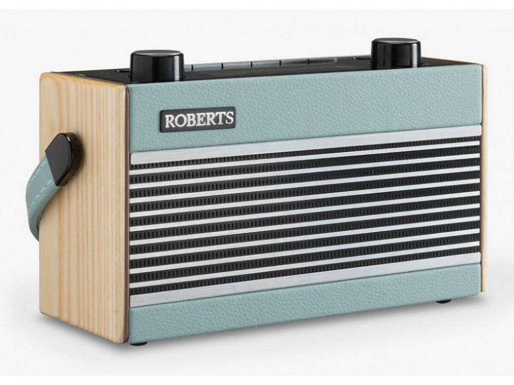 Roberts Radio Rambler Blå