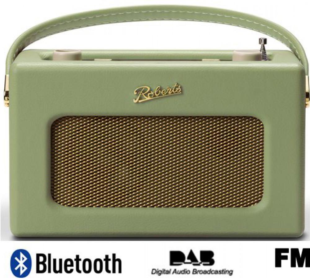 Roberts Radio RD70 Ljus grön