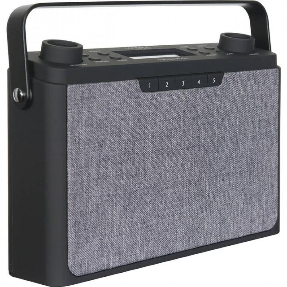 Tangent Pebble Radio DAB+/FM/Bluetooth Svart