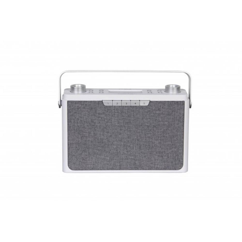 Tangent Pebble Radio DAB+/FM/Bluetooth Vit