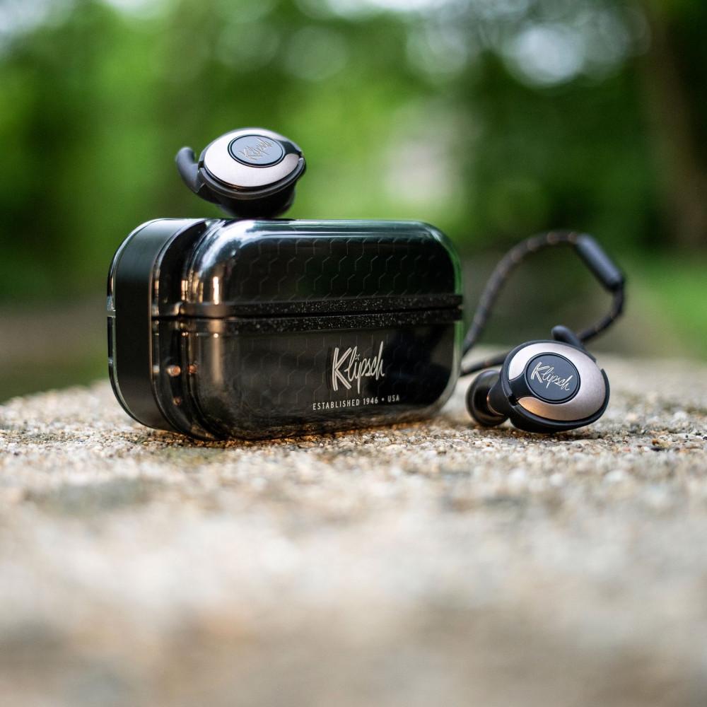 Klipsch T5 II Sport True Wireless Svart
