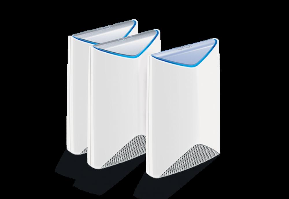 Netgear Orbi Pro SRK60 - AC3000 Tri-band WiFi System – 3-pack