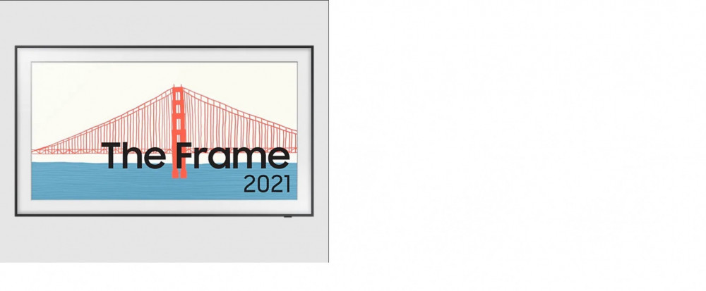 Samsung The Frame 2021 QE50LS03AAUXXC