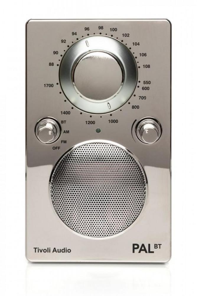 Tivoli Audio Pal BT Gen. 2 Chrome