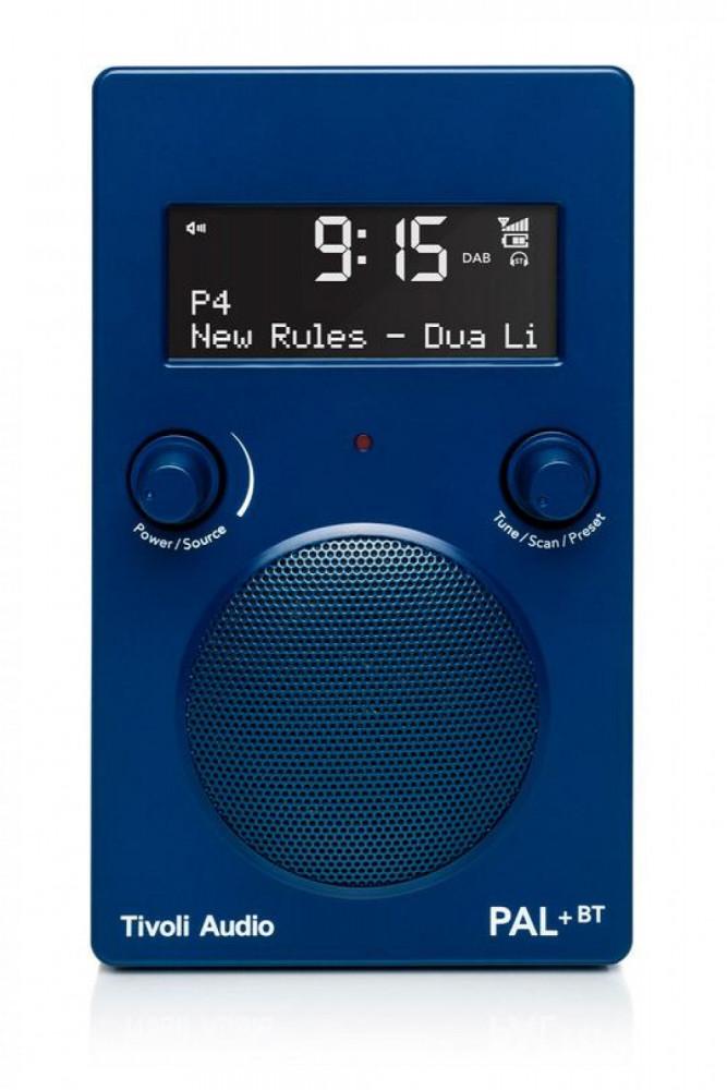 Tivoli Audio Pal+ BT Gen. 2 Blå