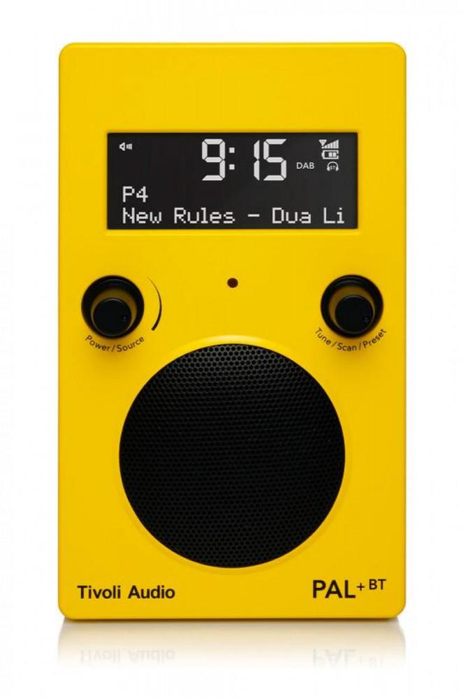 Tivoli Audio Pal+ BT Gen. 2 Gul